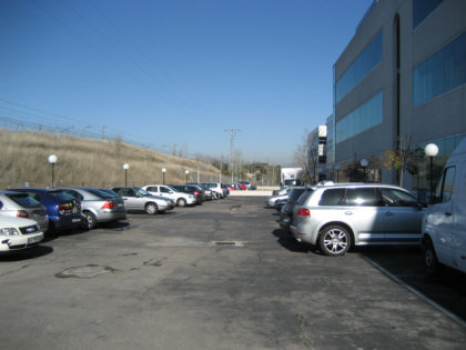 parking exterior