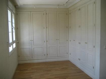 Vestidor de dormitorio pr