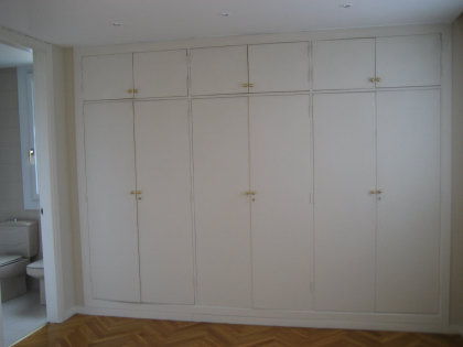 Detalle de dormitorio pri