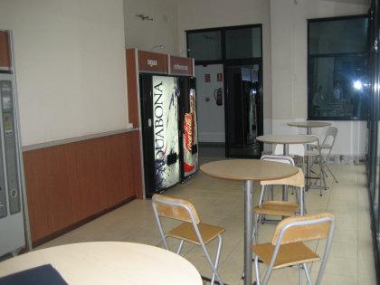 Cafeteria self service