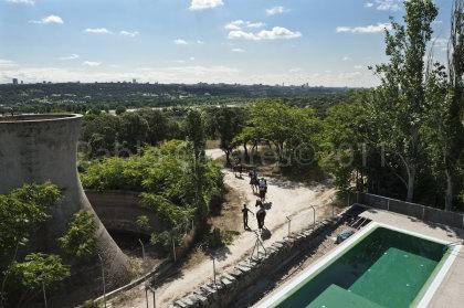 Vistas y piscina