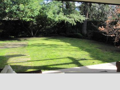 perspectiva jardin