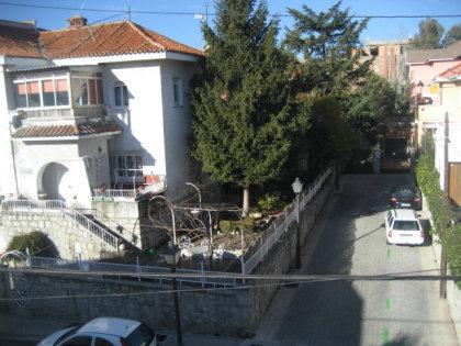 vistas desde la terraza d