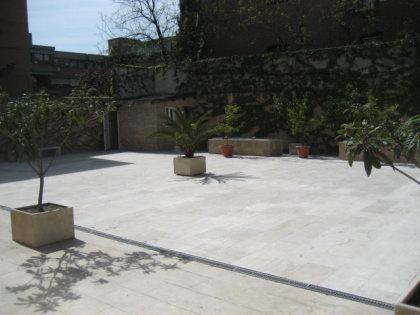 Terraza solada
