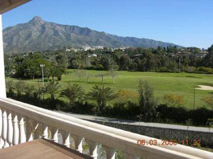 vistas desde terraza de s