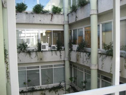 zona interior del edifici